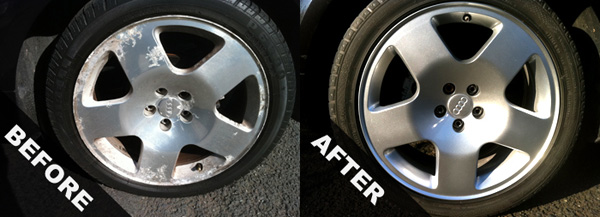 Wheel Refinishing Wheel Repair Houston