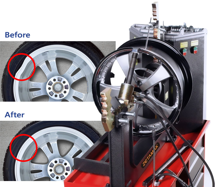 Wheel Straightening In Houston Tx Wheel Repair Houston